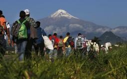 Više od 500 migranata stiglo u Meksiko Siti, očekuje se 5.000
