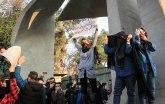 Više od 55 ljudi u pritvoru posle protesta u Teheranu