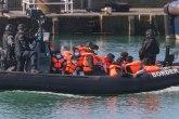 Više od 550 migranata pokušalo da uđe u Veliku Britaniju FOTO