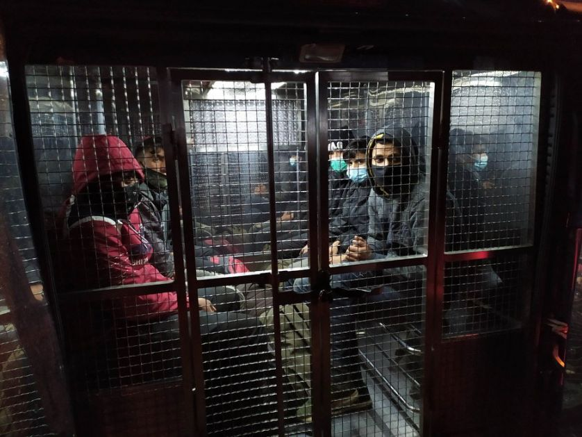 Više od 550 migranata zaustavljeno na ulasku u Britaniju