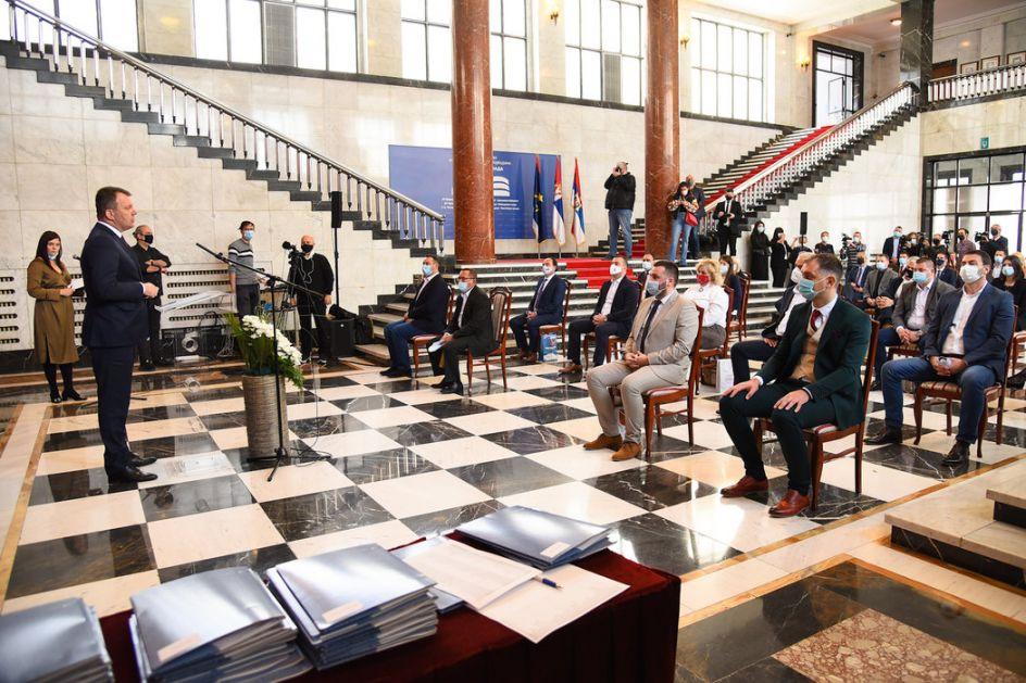 Više od 773 miliona dinara za poljoprivredu, vodoprivredu i lokalni razvoj u Vojvodini