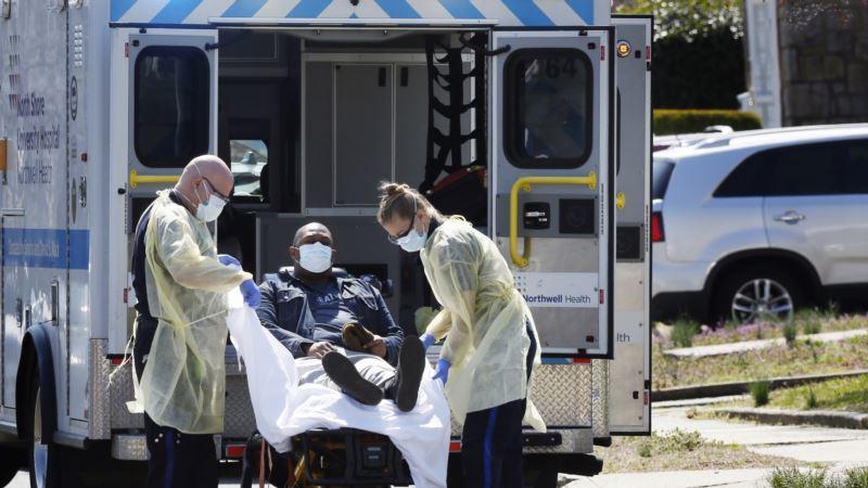 Više od hiljadu Amerikanaca umrlo od koronavirusa
