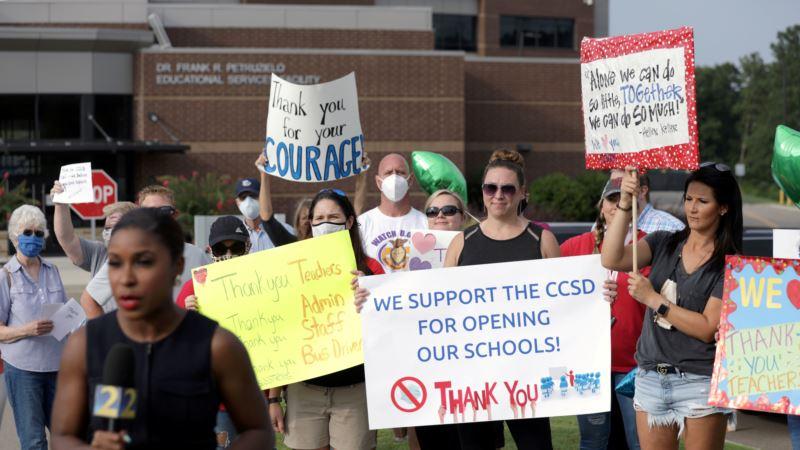 Više od hiljadu učenika u Džordžiji u karantinu dok se nastavlja debata o školama