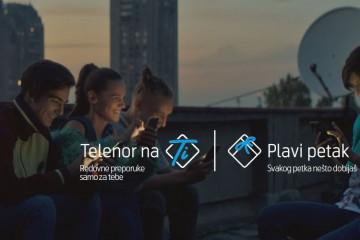 Više od pola miliona poklona za Telenorove korisnike