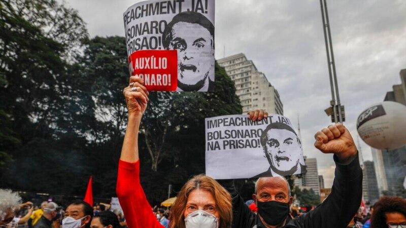Više od pola miliona umrlih od Kovida 19 u Brazilu