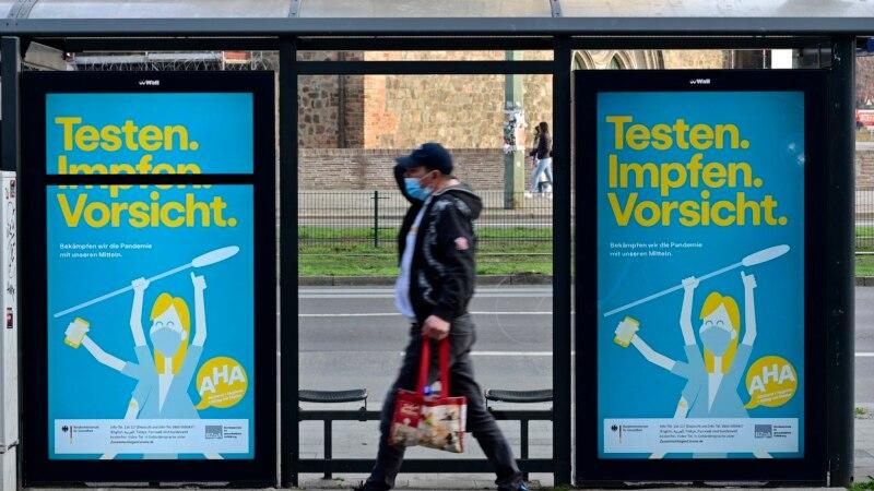 Više od polovine stanovnika Njemačke potpuno vakcinisano