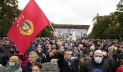 Više stotina ljudi protestovalo u Moskvi, tvrde da su izbori pokradeni