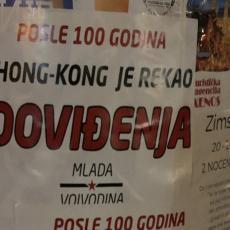 Više vole okupatora od oslobodioca: Evo šta se krije iza sramnih plakata koji pozivaju na otcepljenje Vojvodine