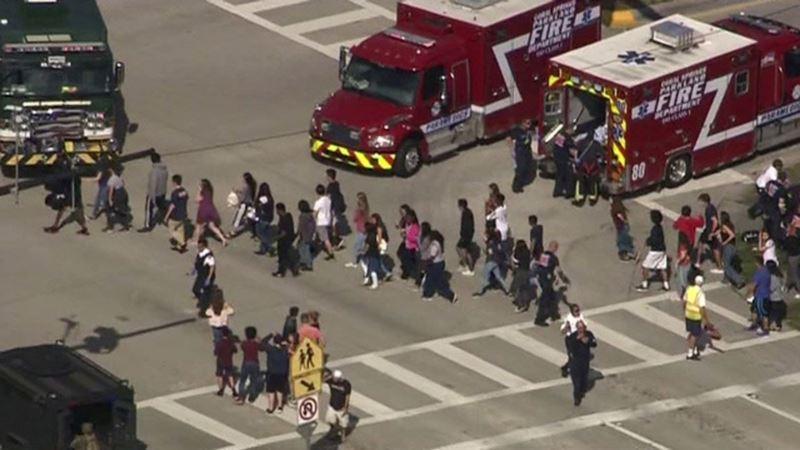 Sedamnaest žrtava napada na Floridi, napadač uhapšen