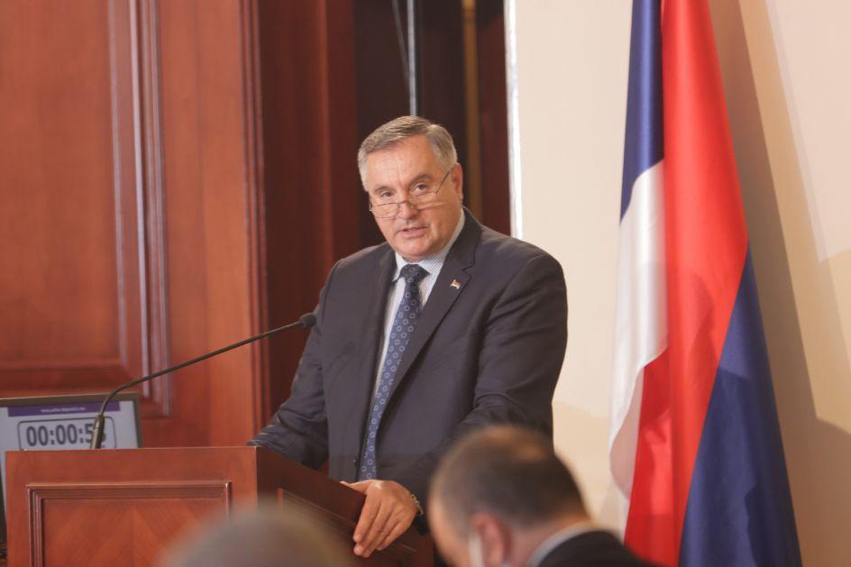 Višković: Nije mi palo napamet da uzmem niti jednu marku