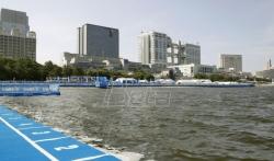 Visok nivo bakterija u vodi otkazao deo triatlona u Tokiju