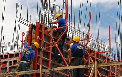 Visok rast vrijednosti građevinskih radova i narudžbi u trećem kvartalu