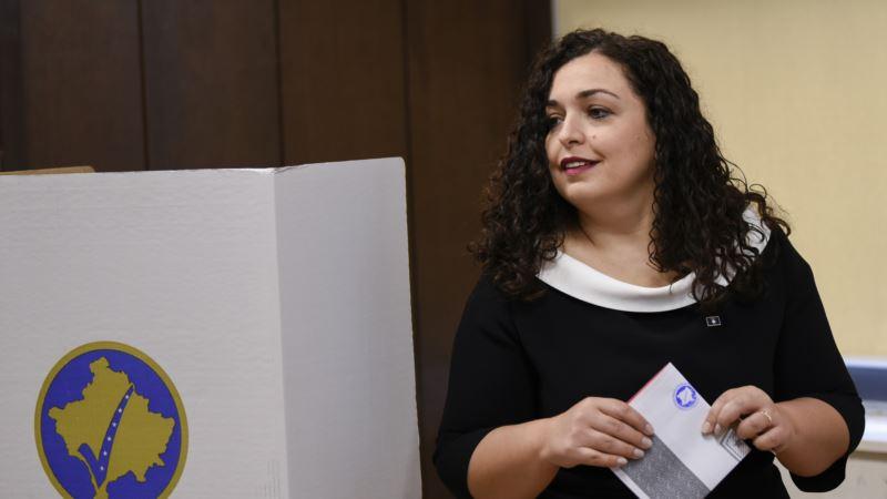 Vjosa Osmani: Mora se zaštititi izborni proces