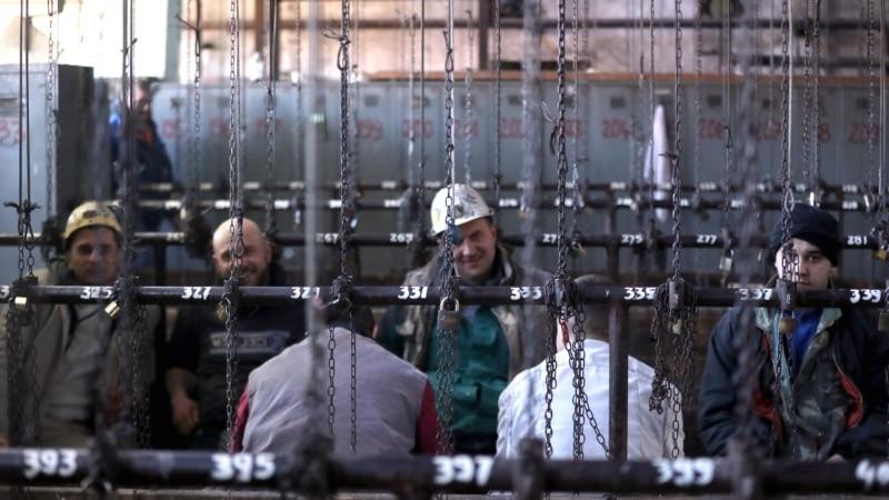 Vlada FBiH uvezuje staž rudarima, u Zenici prekinut štrajk glađu