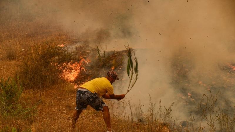 Vlada Federacije BiH šalje vatrogasce u pomoć Turskoj zbog požara