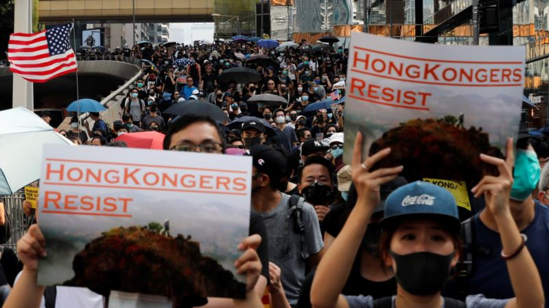 Vlada Hong Konga povukla sporni zakon o izručenju