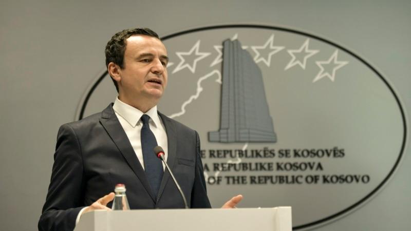 Vlada Kosova: Mini-Šengen inicijativa bez vizije