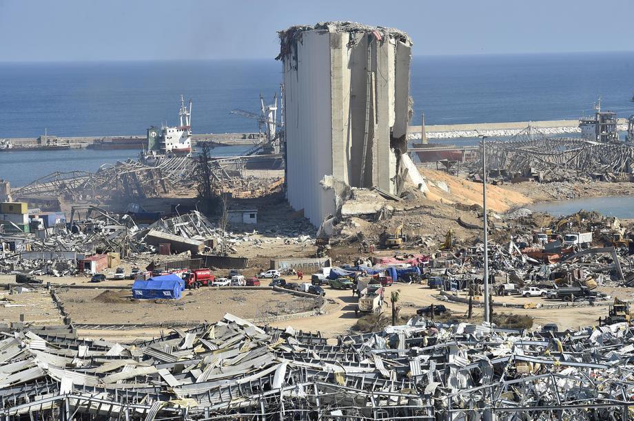 Vlada Libana podnela ostavku nakon eksplozije u Bejrutu