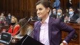 Vlada Srbije: Koje su ključne reči ekspozea premijerke Ane Brnabić