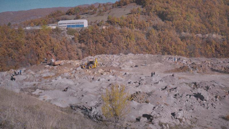 Vlada Srbije: Započeta ekshumacija na lokaciji Kiževak