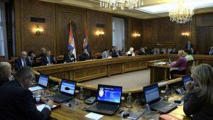 Vlada Srbije o otklanjanju posledice poplava, granicama, građevinarstvu, biogorivu, radnim mestima
