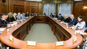 Vlada Srbije predlažila Skupštini članove Nadzornog odbora za praćenje izbora