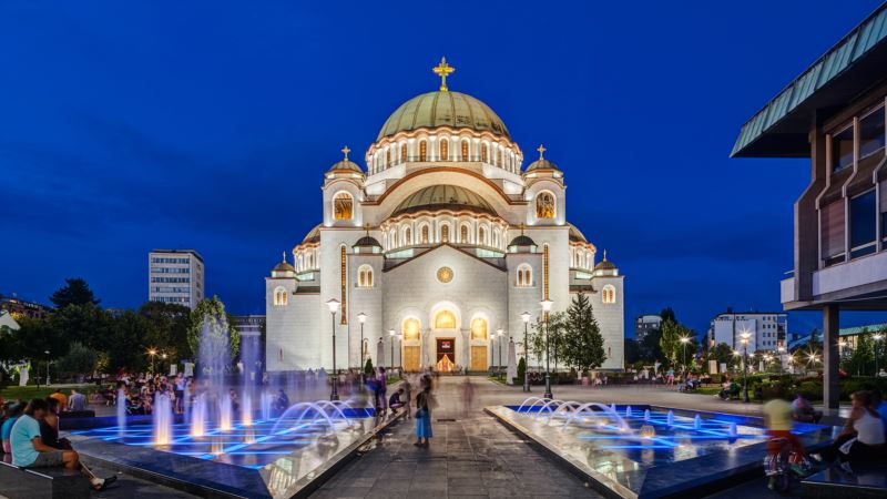 Vlada Srbije preporučila crkvama obrede bez vernika