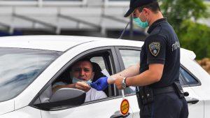 Vlada u Skoplju produžila vanrednu situaciju na južnoj i severnoj granici zbog migranata