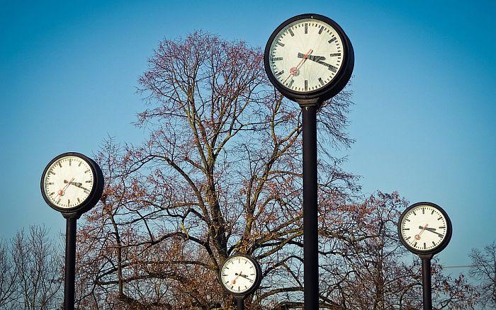 Vlada usvojila Predlog zakona o računanju vremena