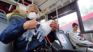 Vlada usvojila mere za Beograd, kazna za nenošenje maski 5.000 dinara