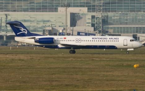 Vlada za Montenegro Airlines izdvaja 21 milion eura