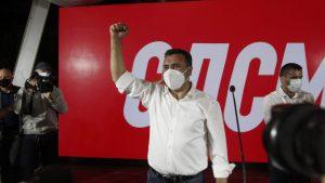 Vladajući SDSM proglasio pobedu na parlamentarnim izborima