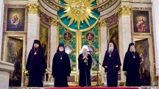 Vladika Teodosije u poseti Vladika Teodosije u poseti Ruskoj pravoslavnoj crkvi