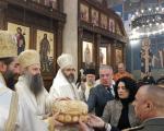 Vladika niški Arsenije proslavio svoju krsnu slavu Svetog Nikolu