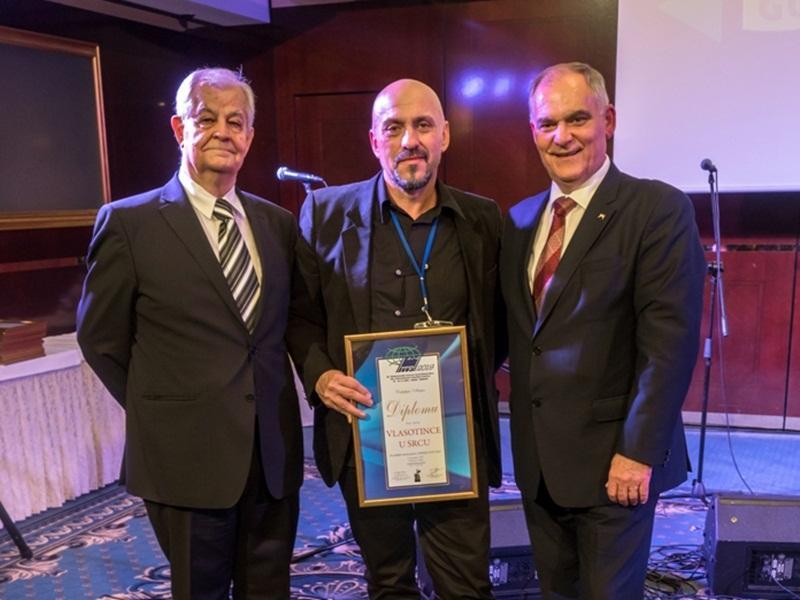Vlasotinčaninu nagrada na Međunarodnom festivalu turističkog filma u Solinu