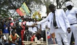 Vodeći kriminalac Haitija ožalio ubijenog šefa države, obećao osvetu