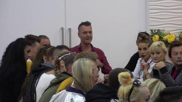 Voditelj Milan Milošević se obratio zadrugarima UŽIVO U EMISIJI, zbog njegovih reči je GRMEO STUDIO! (VIDEO)