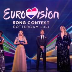 Voditeljka Evrovizije bila je MUŠKARAC - a gledaoci je na internetu porede sa NAŠOM FOLKERKOM! (FOTO)