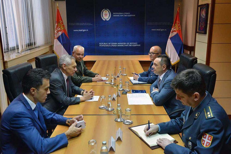 Vojna saradnja jedan od najuspešnijih aspekata saradnje Srbije i Rusije
