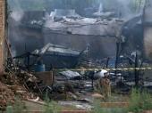 Vojni avion srušio se na naselje i eksplodirao: Ima mrtvih, povređenih i zarobljenih VIDEO