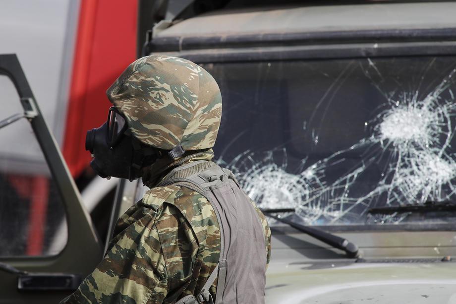 Vojni rok u Grčkoj produžen za tri meseca