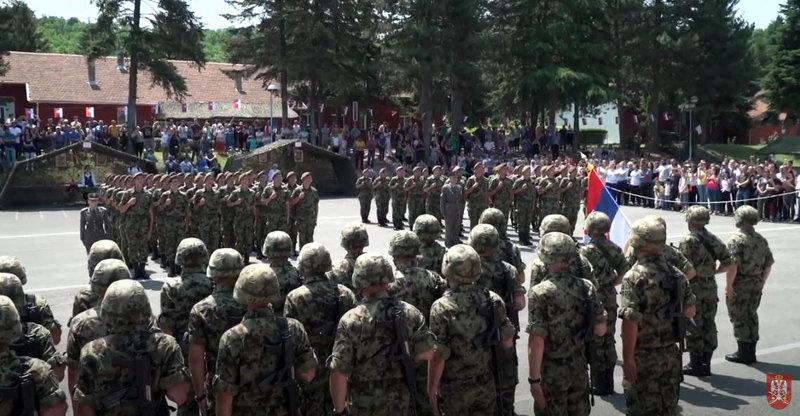 Vojnici položili zakletvu u Somboru, Valjevu i Leskovcu