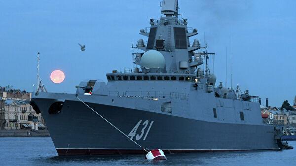 Vojno-pomorska flota Rusije dobija fregate sa hipersoničnim oružjem 2025-2026. godine