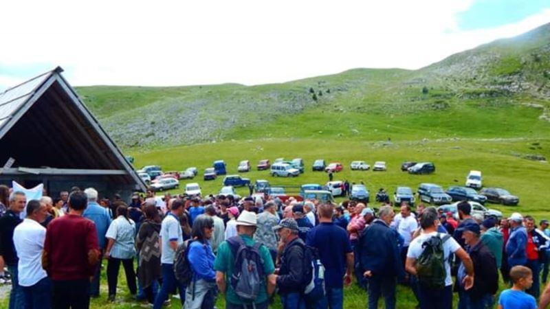 Vojska Crne Gore ne odustaje od vojne vježbe na Sinjajevini