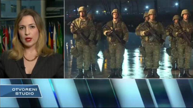 Vojska Kosova - NATO žali, EU uzdržana, SAD podržavaju, Srbija i Rusija kritikuju