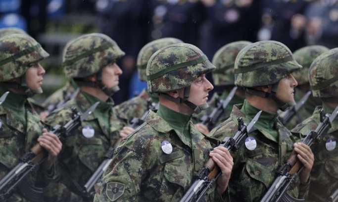 Vojska Srbije priprema 8.000 vojnika i 645 borbenih sistema