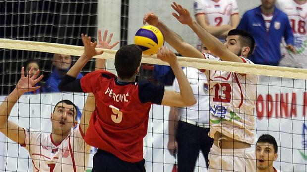 Vojvodina povela u polufinalnoj seriji protiv Zvezde