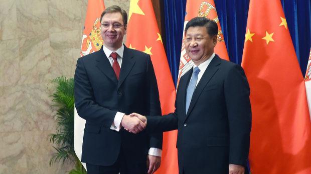 Vol strit džornal: Srbija najbliži partner Kine u srednjoj Evropi