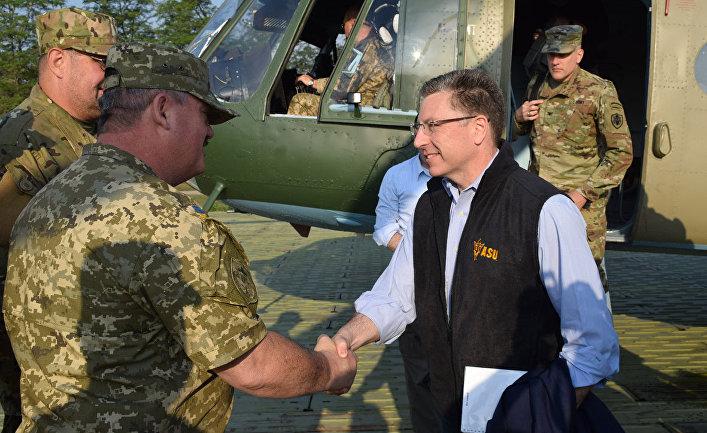 Volker: Postoji mogućnost učešća Trampa u pregovorima za rešavanje sukoba u Donbasu