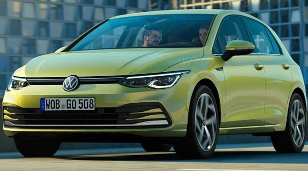 Volkswagen Golf 8: set zvaničnih fotografija